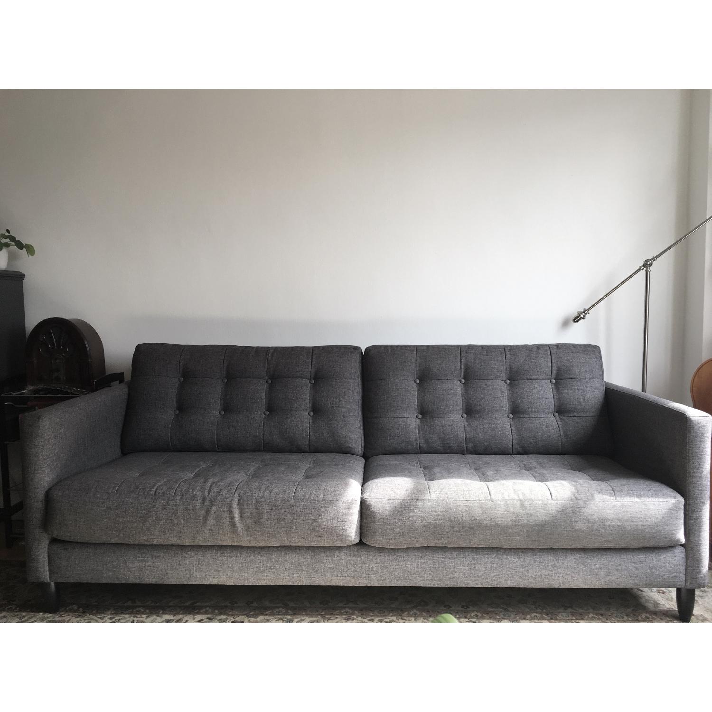 A G Merch Sunset Park Mid Century Modern Style Sofa Aptdeco