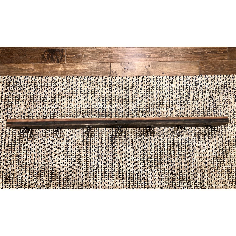 Wooden Coat Rack-1