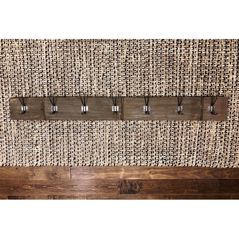 Wooden Coat Rack-2
