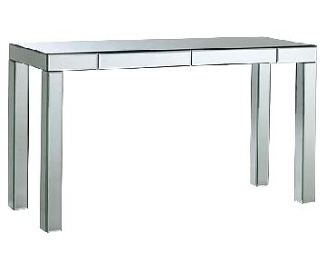 West Elm Mirrored Console
