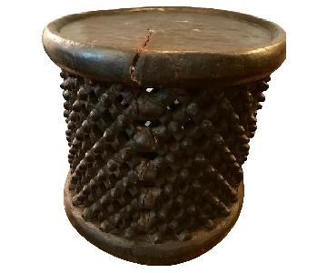 Vintage African Bamleke Spider Stool/Table