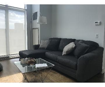 Jennifer Convertibles Queen Sleeper Sectional Sofa