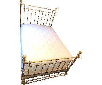 Vintage Brass Full Size Bed
