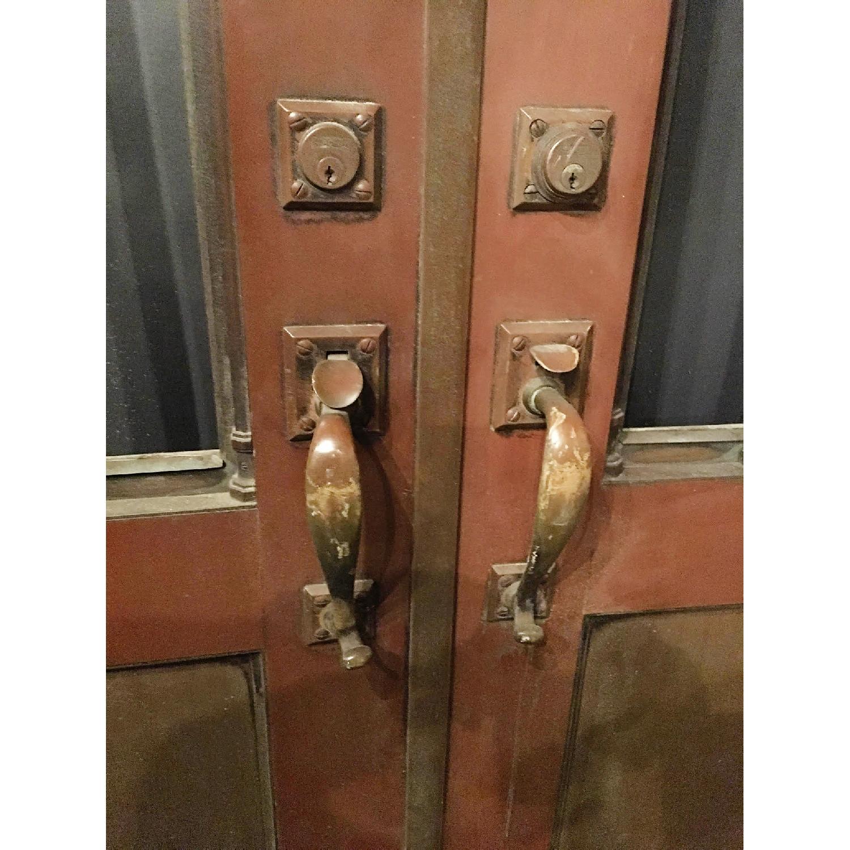 Gothic Style Bronze Doors - image-1