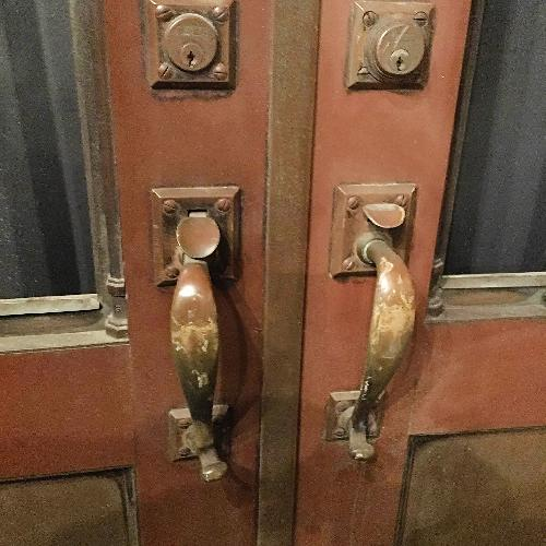 Used Gothic Style Bronze Doors for sale on AptDeco