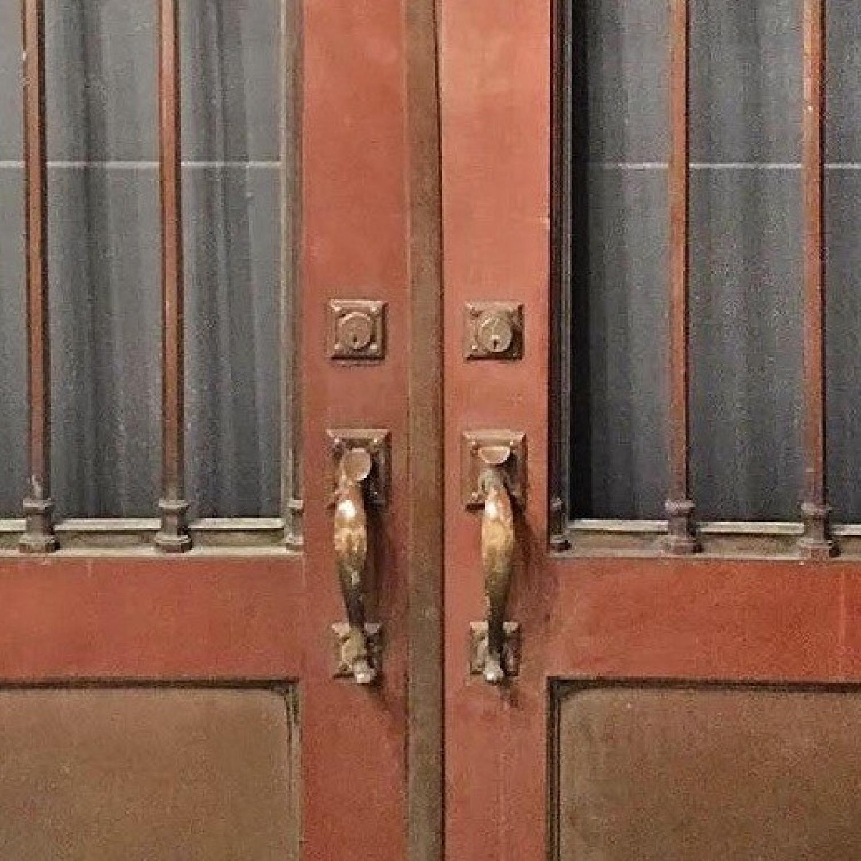 Gothic Style Bronze Doors - image-3