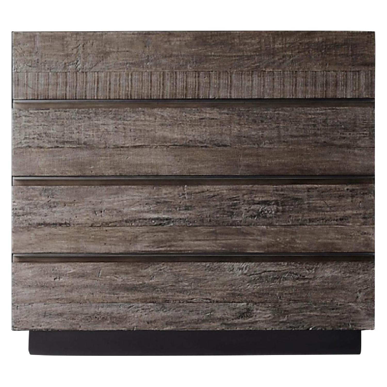 Restoration Hardware Monterey 4-Drawer Dresser