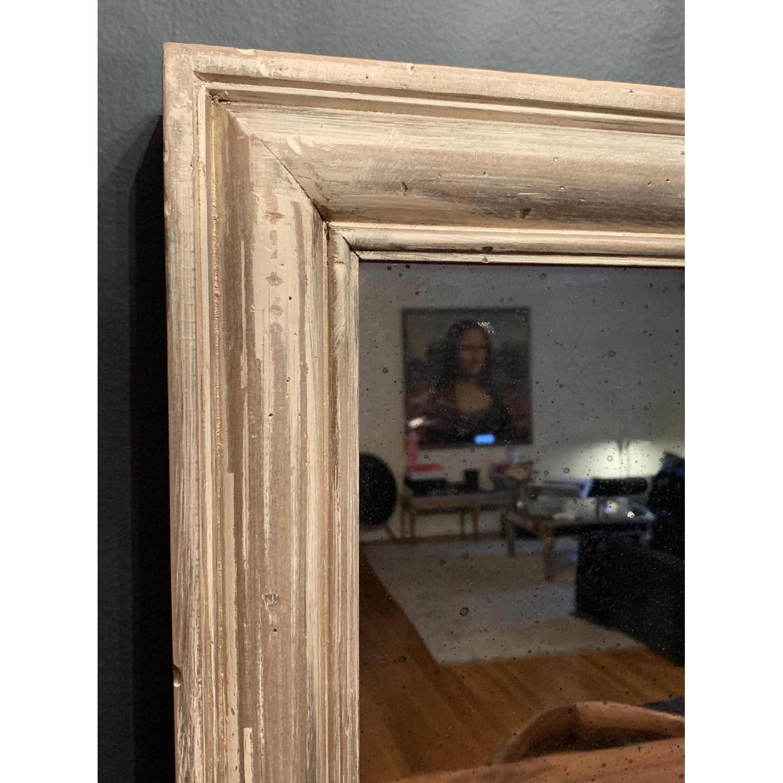 Restoration Hardware Antique Mirror-1
