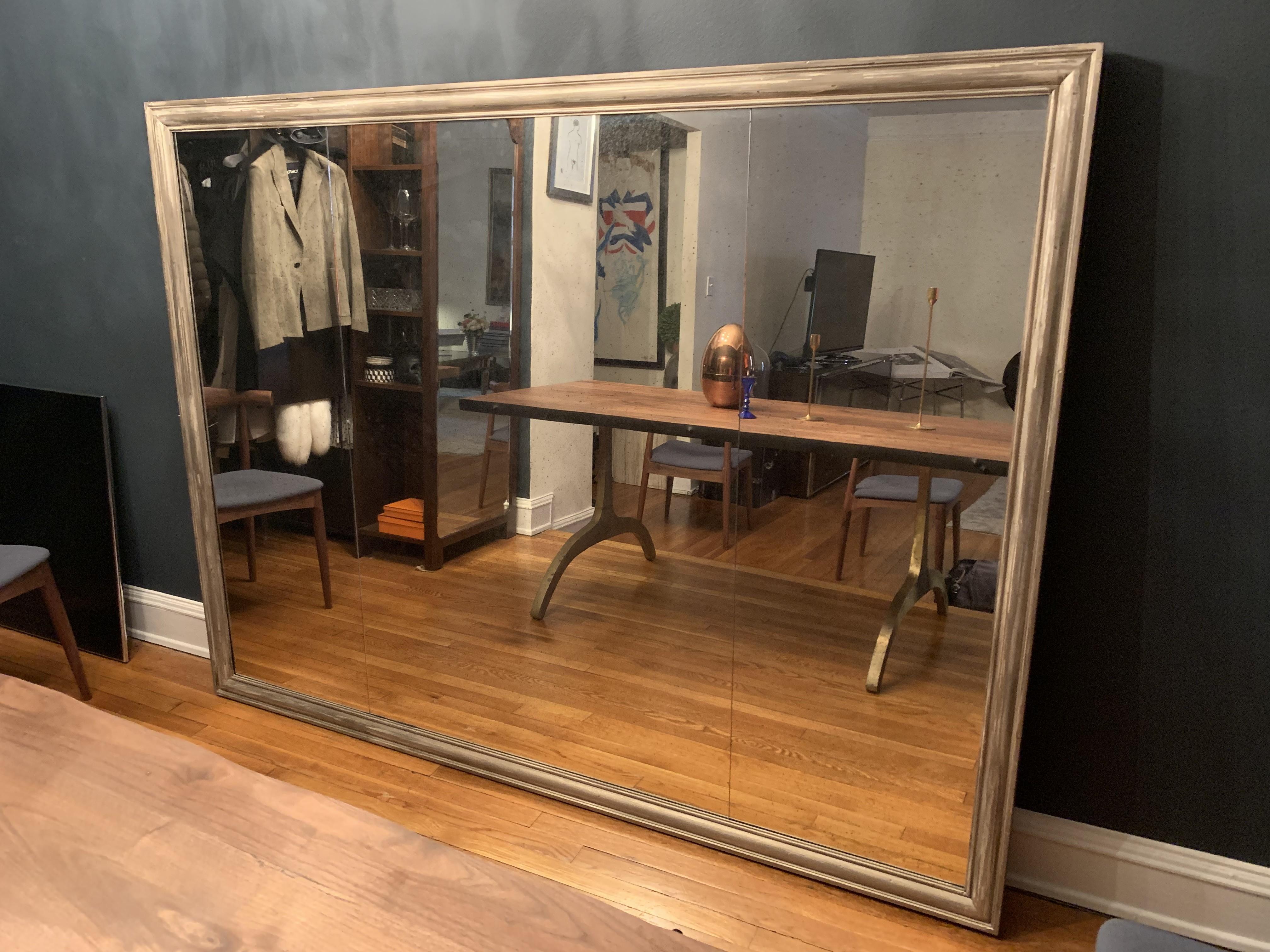 Restoration Hardware Antique Mirror