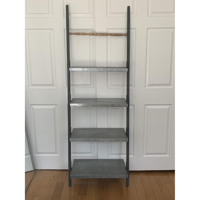 Pottery Barn Walton Ladder Shelf-1