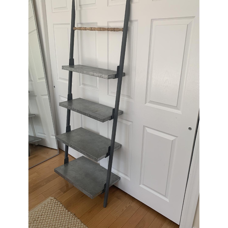 Pottery Barn Walton Ladder Shelf-2