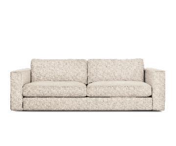 Design Within Reach Reid Fabric Sofa
