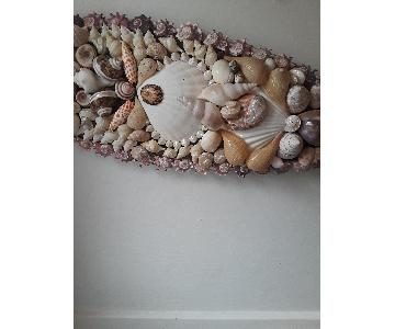 Shell Fish Wall Art