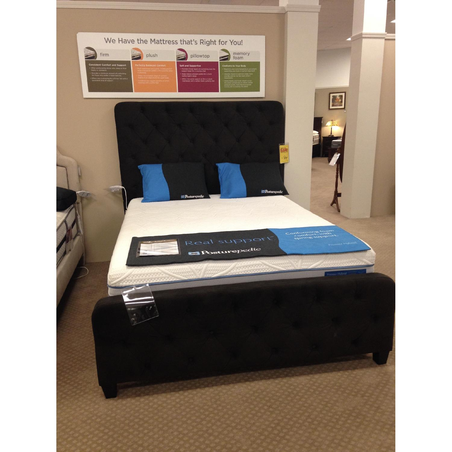 Raymour & Flanigan Corwin Queen Bed-10