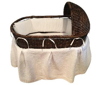 Restoration Hardware Bassinet