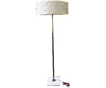 Vintage Stiffel Mid Century Modern Floor Lamp