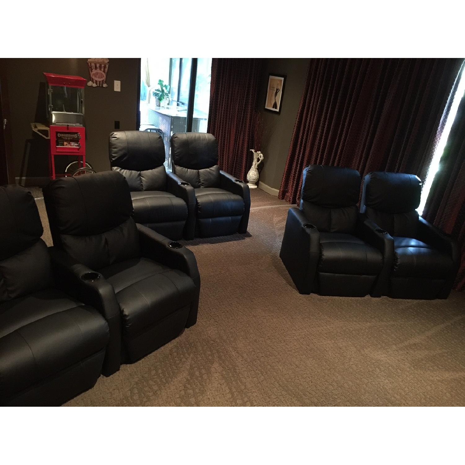 SeatCraft Home Theater Recliners - image-3