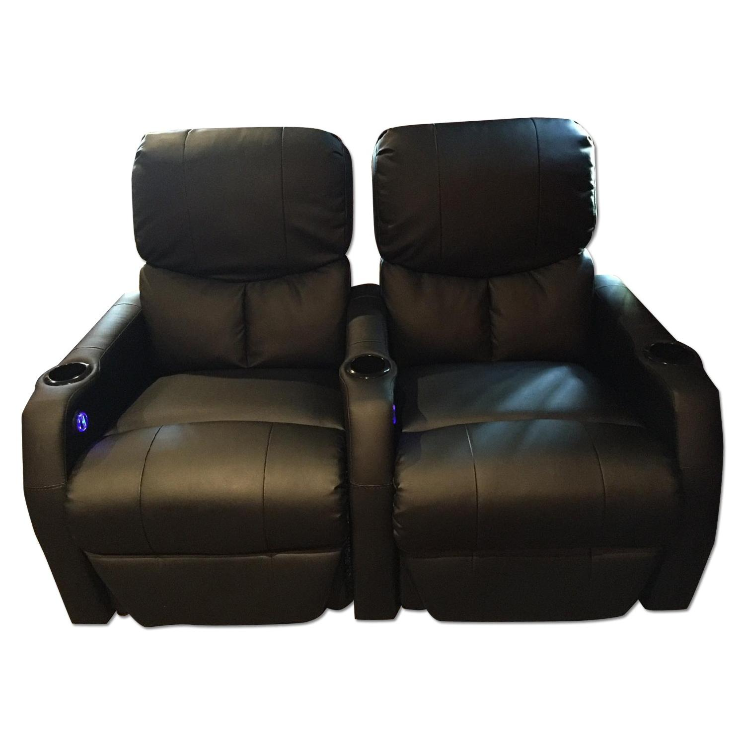 SeatCraft Home Theater Recliners - image-0