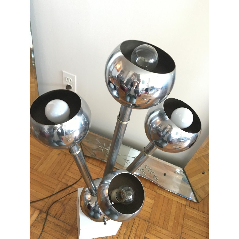 Mid-Century Modern Vintage Floor/Table Lamp - image-2