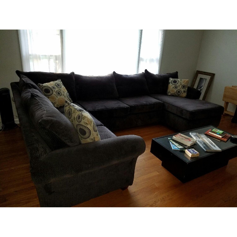 3 Piece Sectional Sofa - image-1