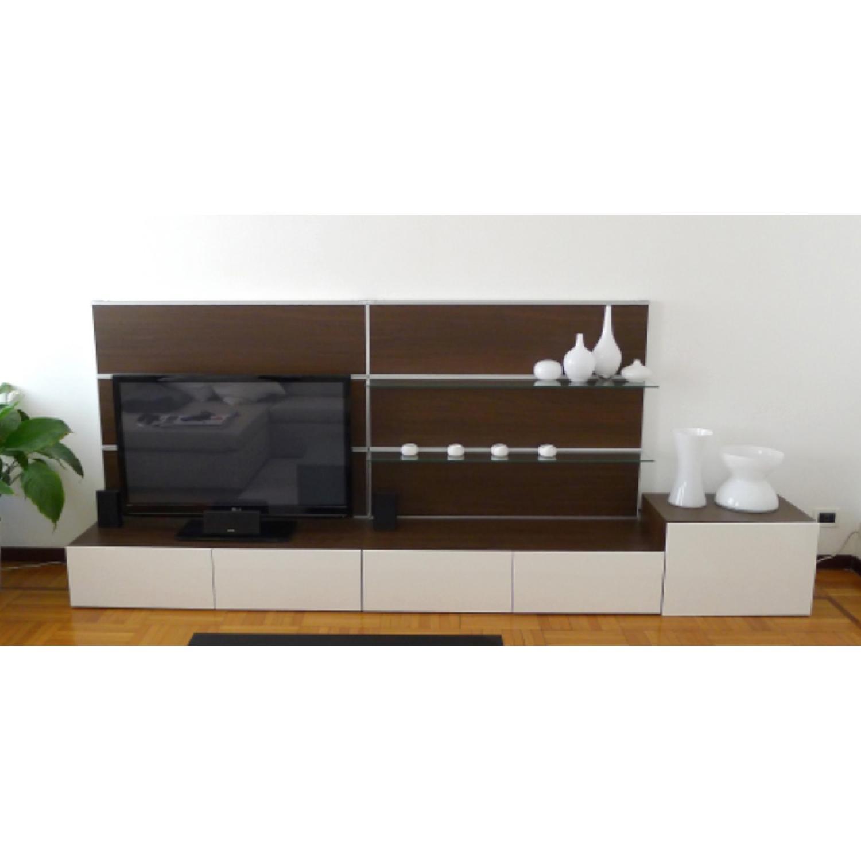 Ikea Besta Modern Media System - image-1