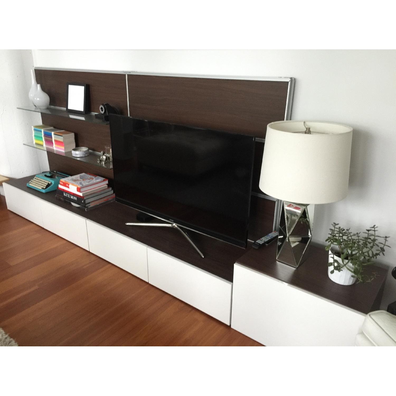 Ikea Besta Modern Media System - image-2
