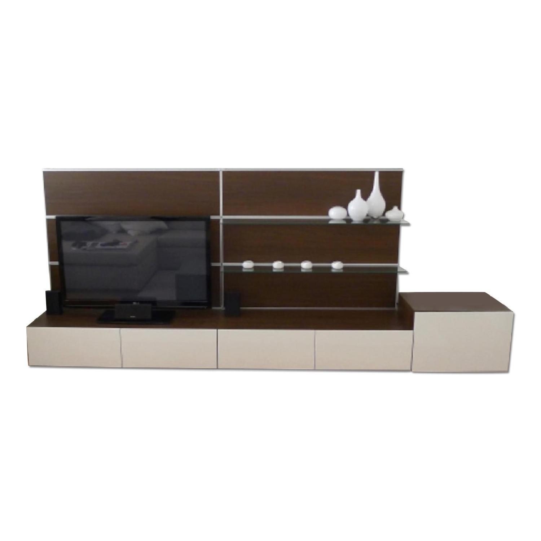 Ikea Besta Modern Media System - image-0