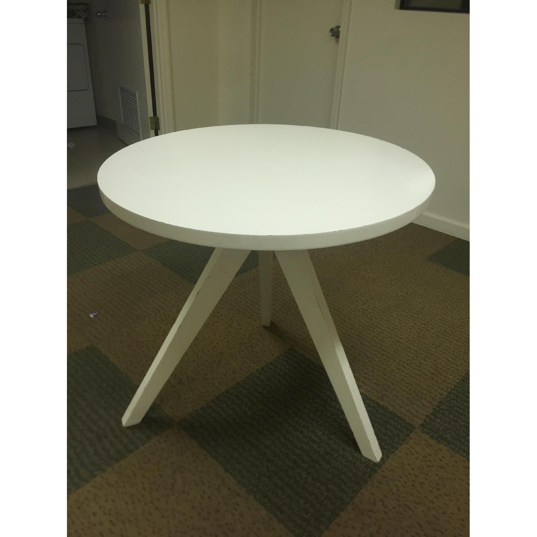 West Elm Tripod Table - image-5