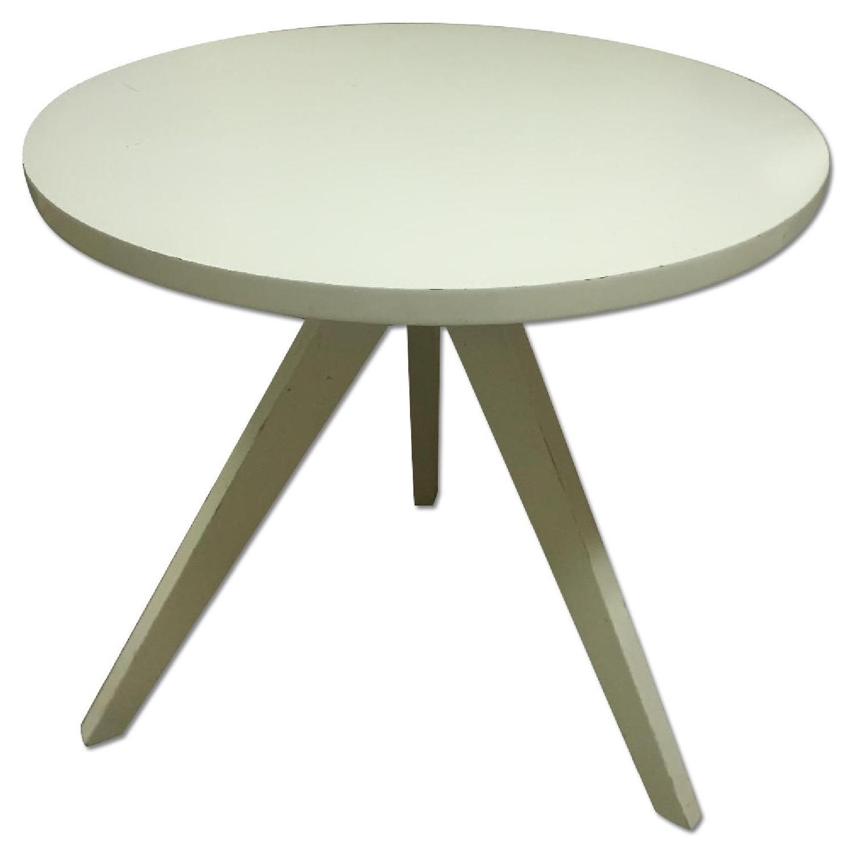 West Elm Tripod Table - image-0