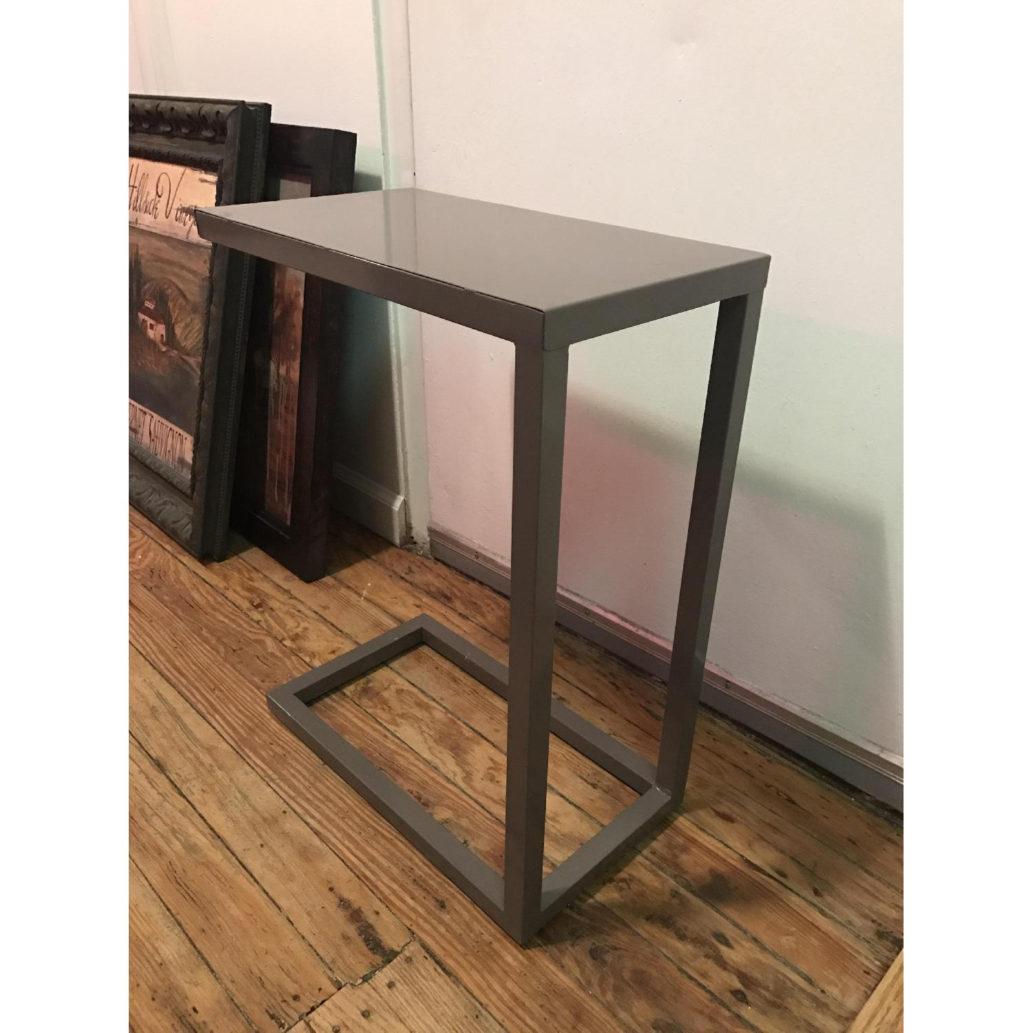 Crate & Barrel C Side Table - image-3