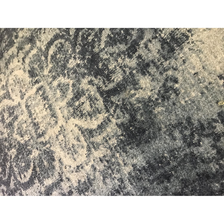 West Elm Distressed Wool Rug - image-3