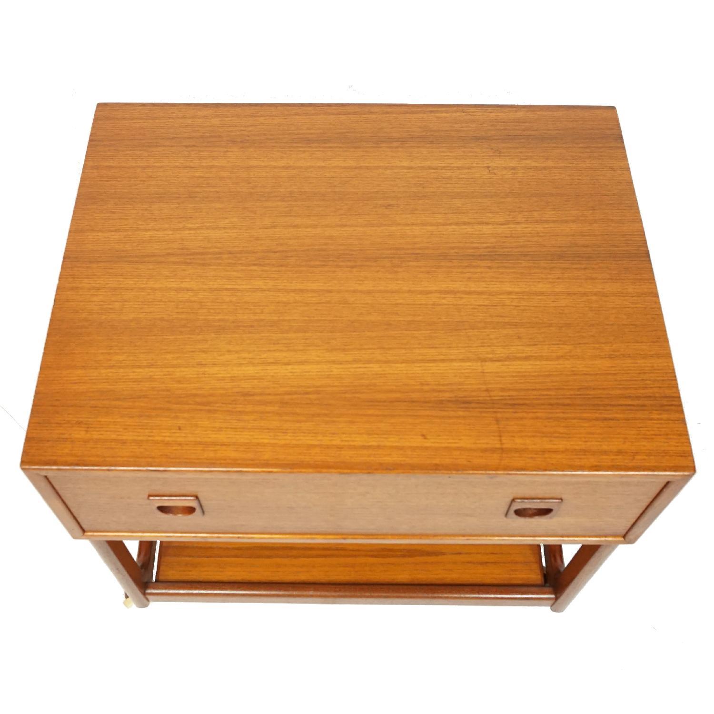 Vintage Danish Side Table - image-7
