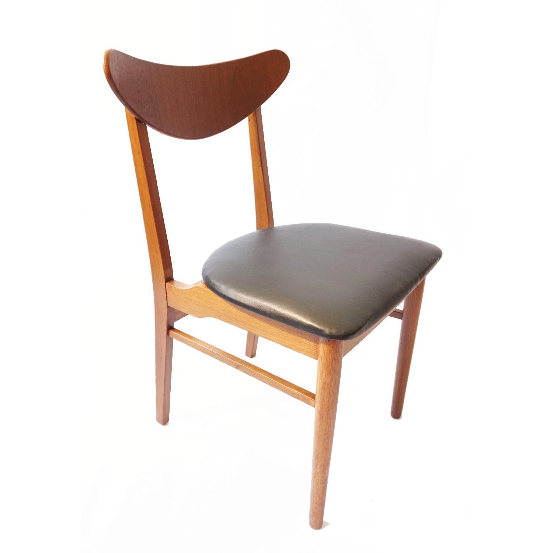 Vintage Danish Teak Chair - image-1