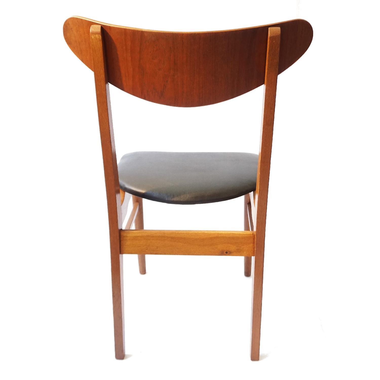 Vintage Danish Teak Chair - image-2