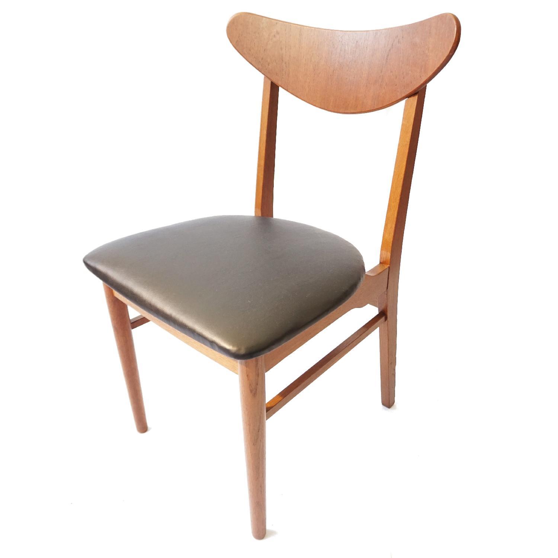 Vintage Danish Teak Chair - image-4