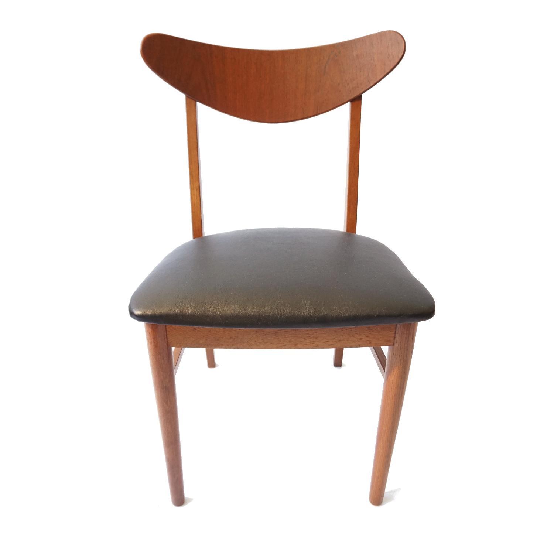 Vintage Danish Teak Chair - image-0