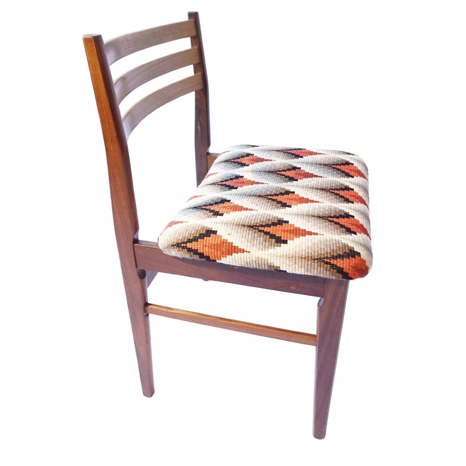 Vintage Danish Furniture Makers Chairs - image-1