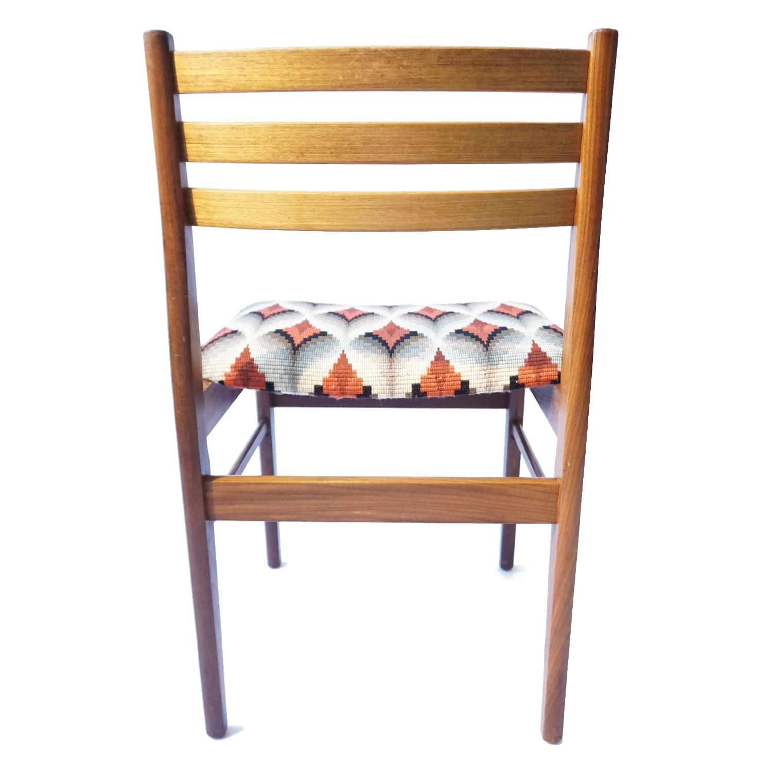Vintage Danish Furniture Makers Chairs - image-2