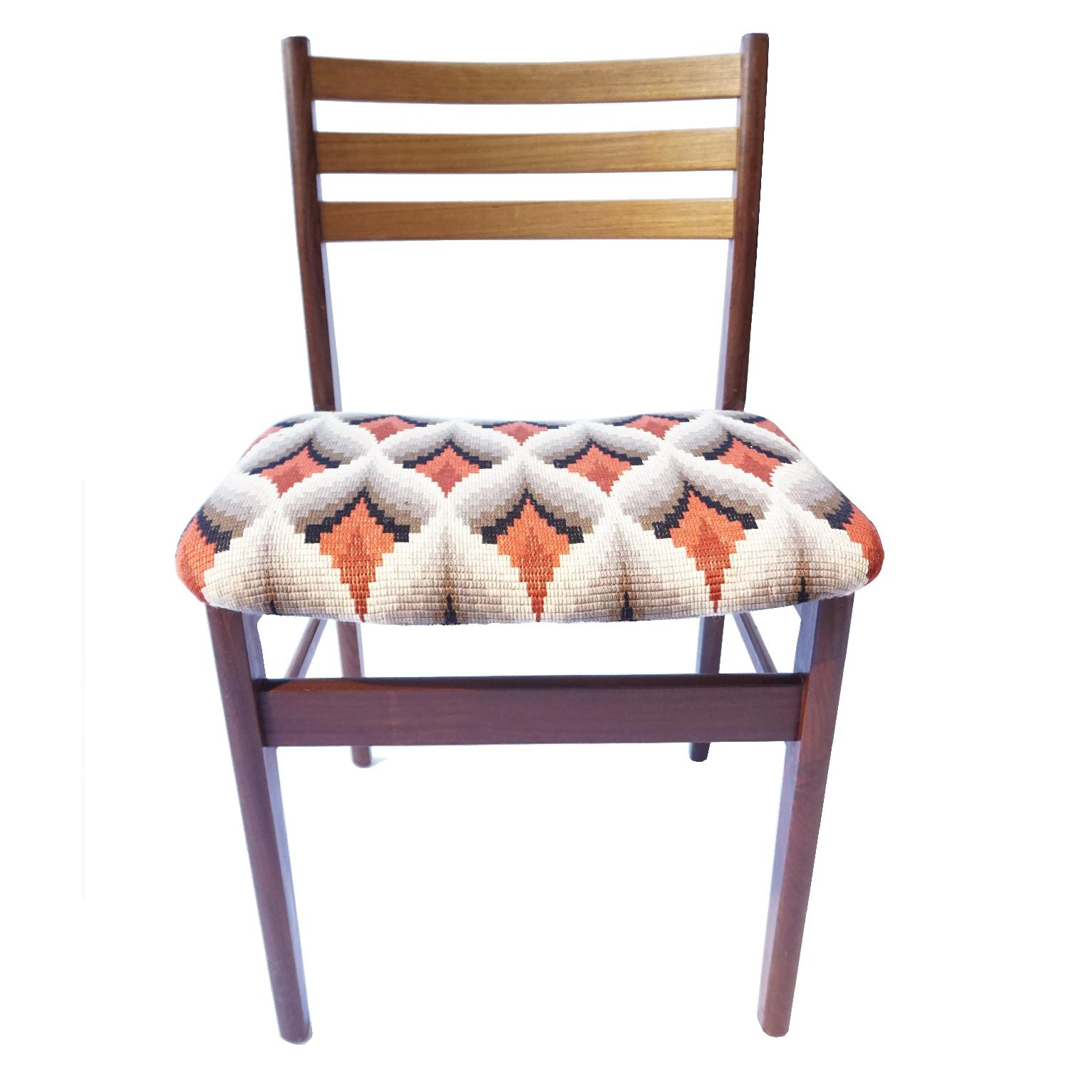 Vintage Danish Furniture Makers Chairs - image-4