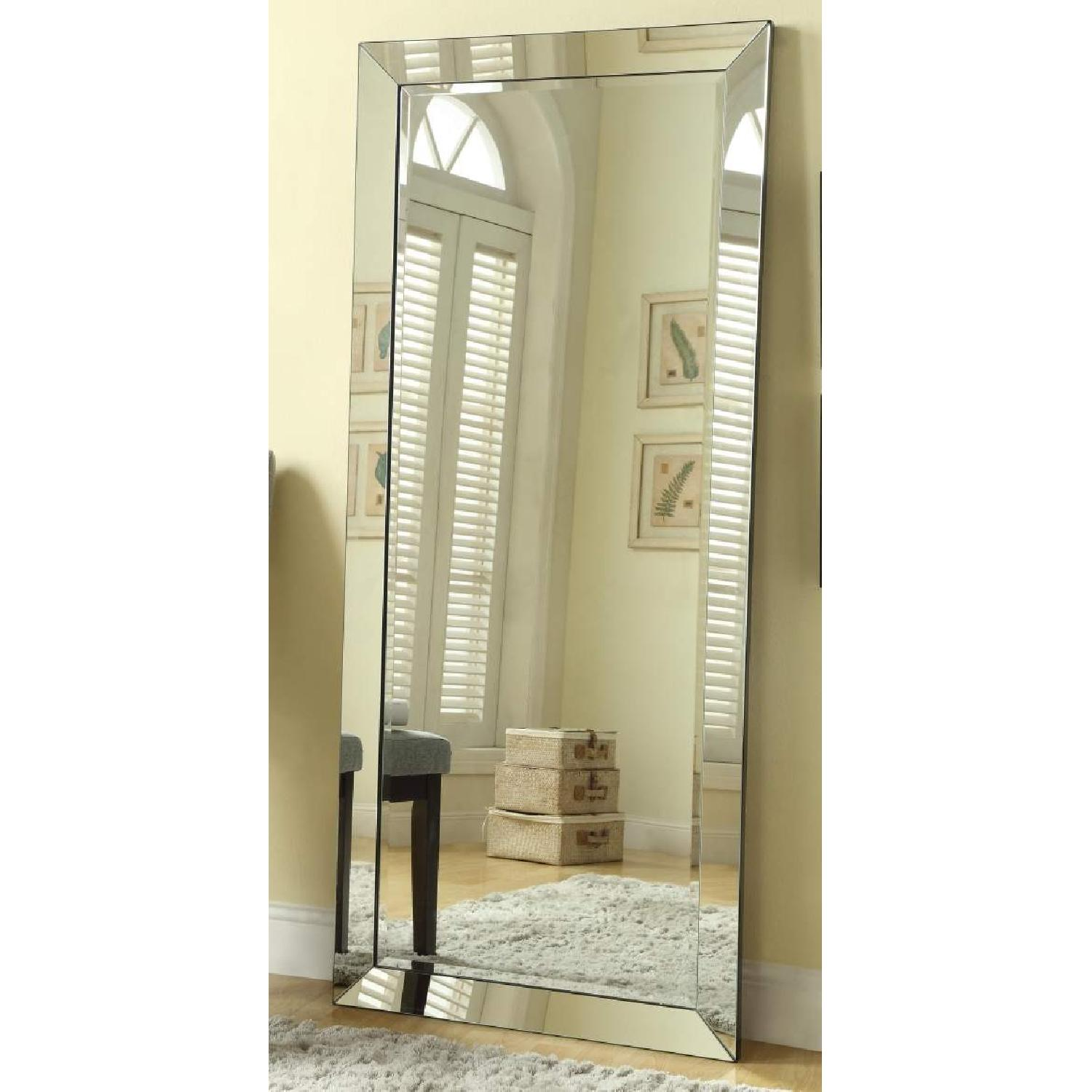 mirror contemporary jameson length full pillows decor floor modern allmodern mirrors designs
