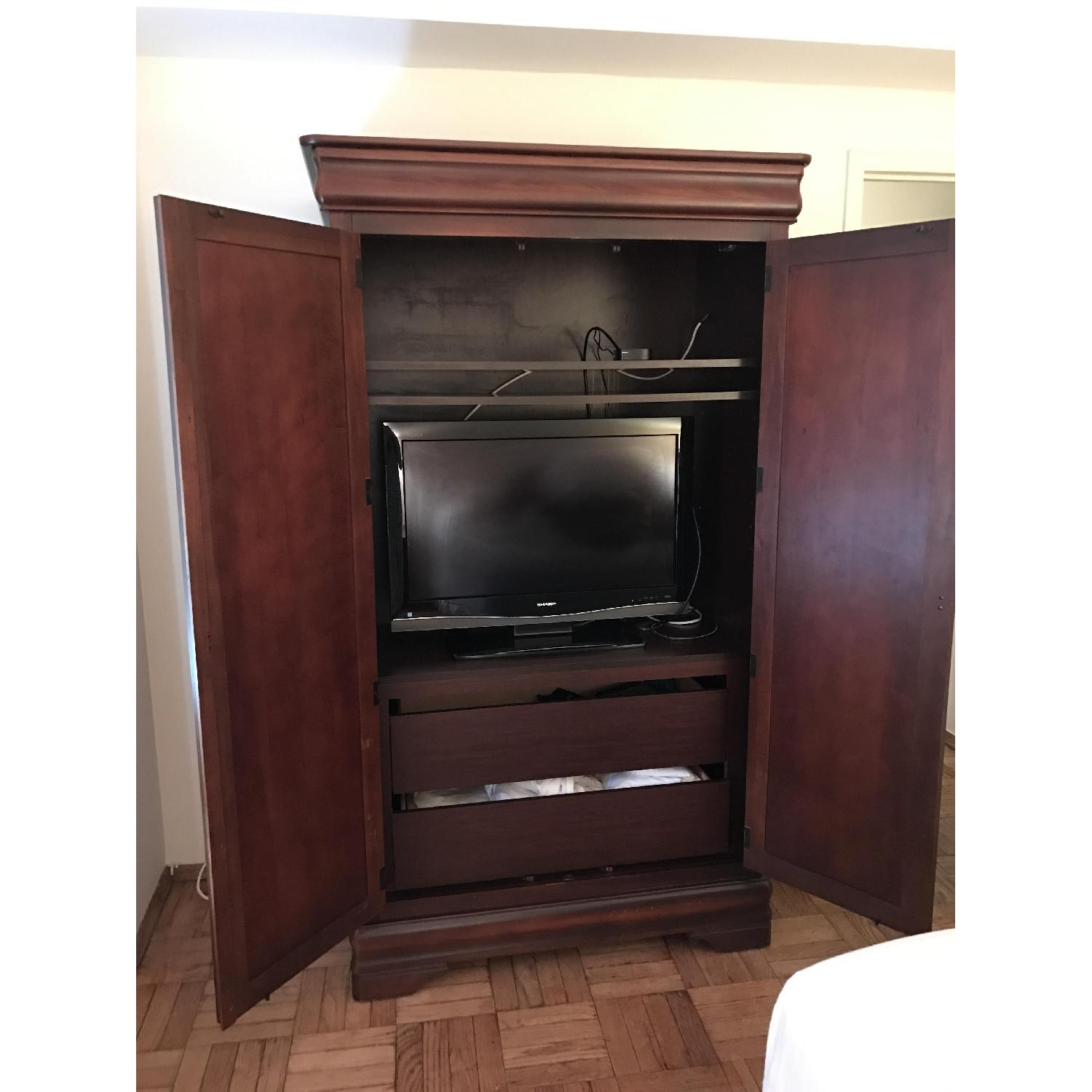 Broyhill Armoire - image-1
