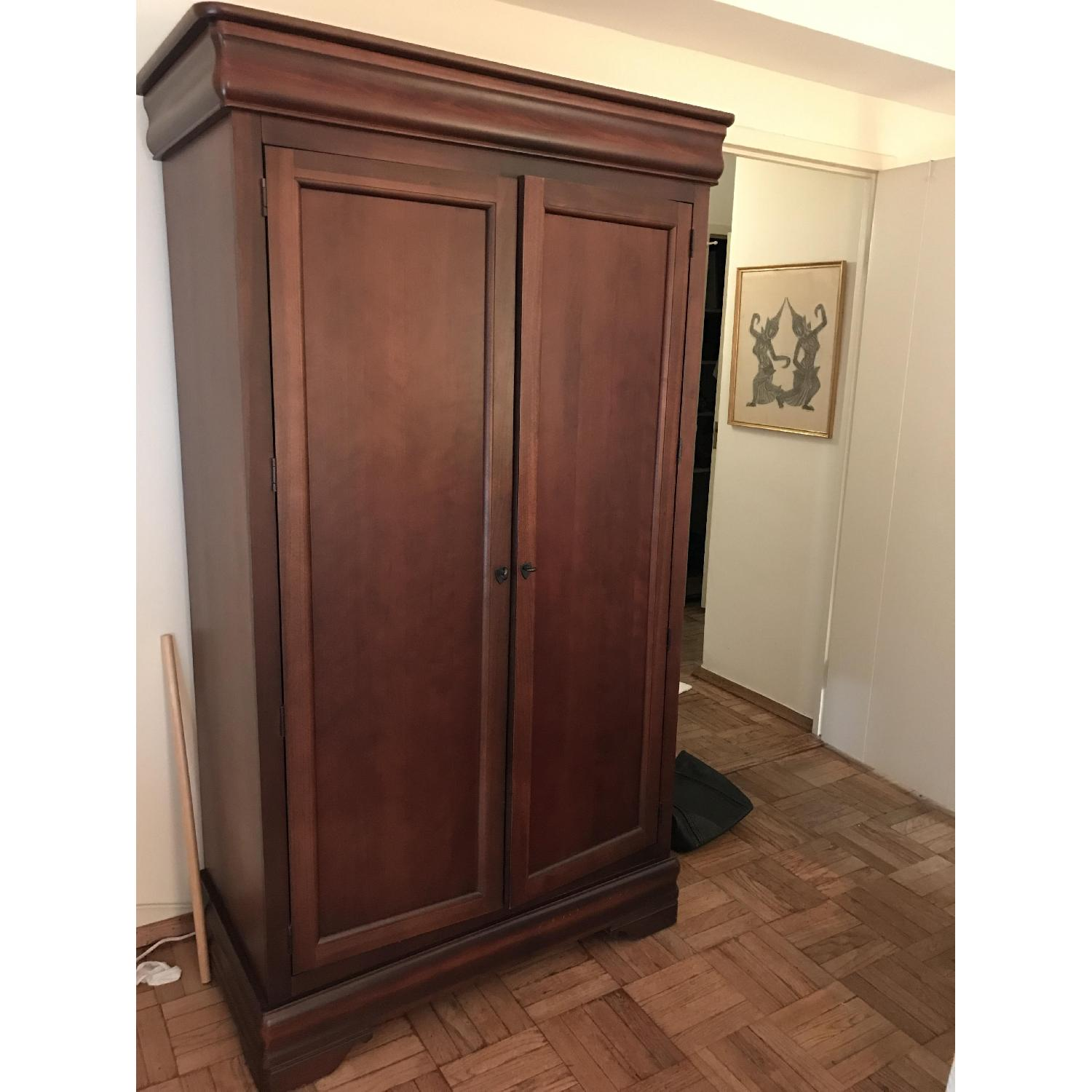 Broyhill Armoire - image-2