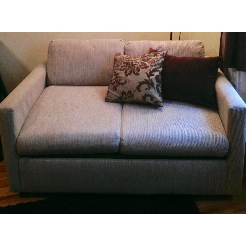 Twin Size Sleeper Sofa - image-0