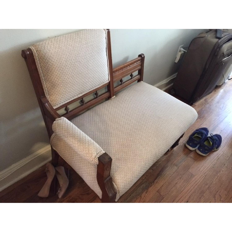 Antique Cherry Chair - image-1