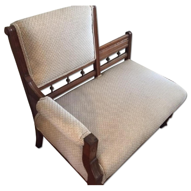 Antique Cherry Chair - image-0