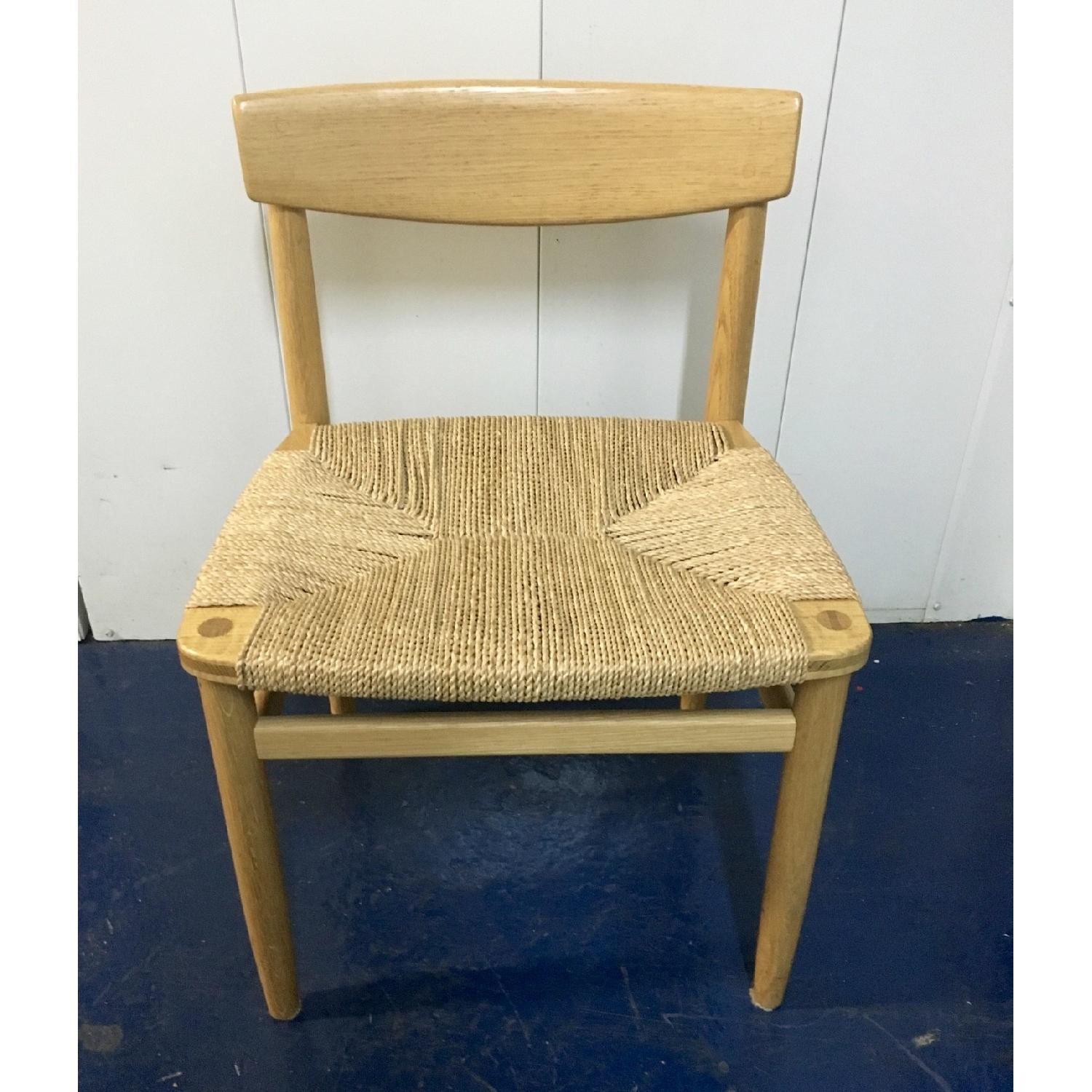 Karl Andersson & Sonner Oresund Oak Dining Chairs - image-1