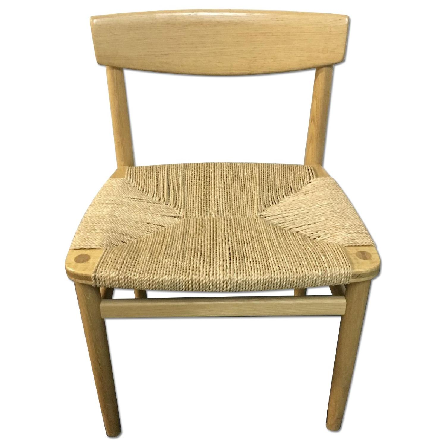 Karl Andersson & Sonner Oresund Oak Dining Chairs - image-0