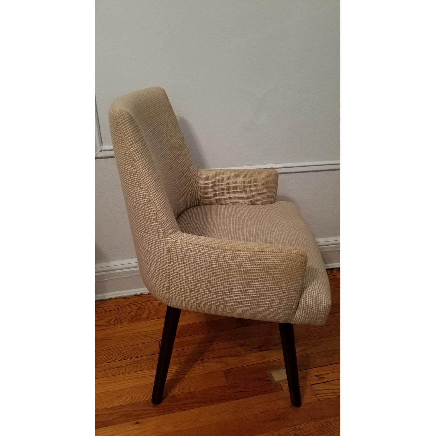 West Elm Saddle Office Swivel Chair - image-2