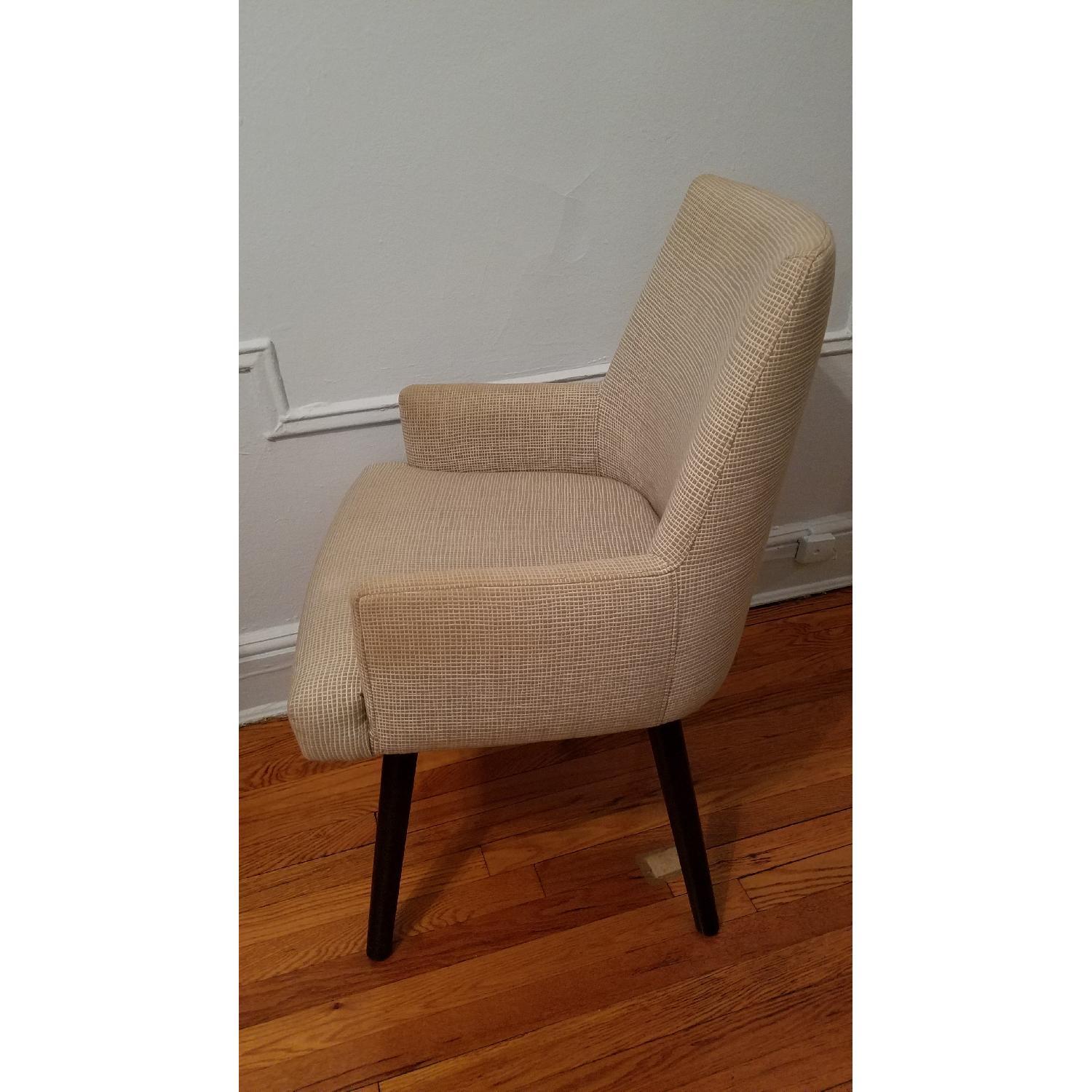 West Elm Saddle Office Swivel Chair - image-3