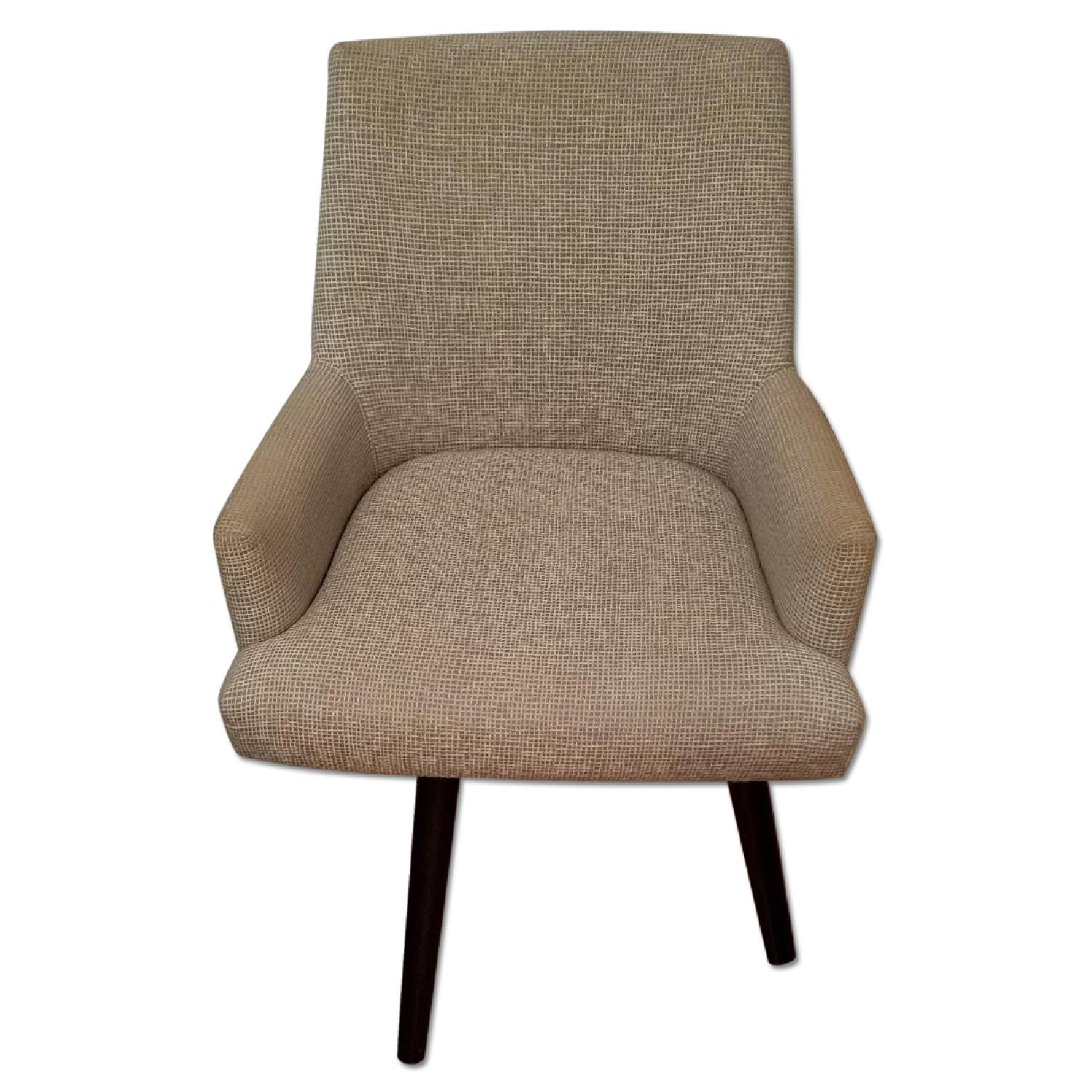 West Elm Saddle Office Swivel Chair - image-0